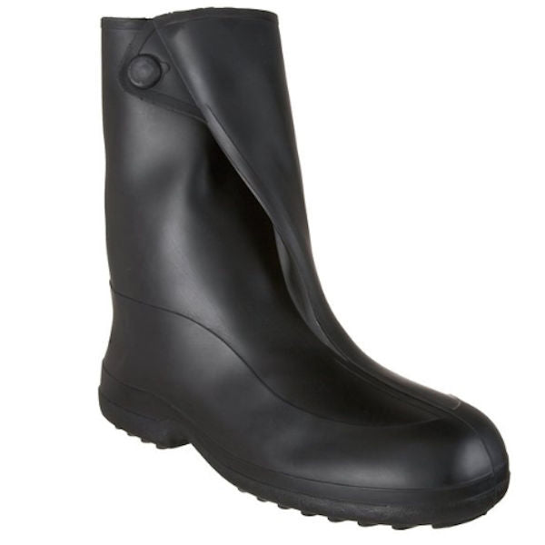 Men's Rubber Overshoe -Black-