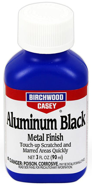 Birchwood Casey Aluminum Black Touch Finish