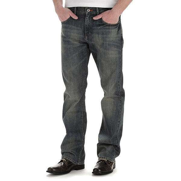 Lee Men's Modern Series Relaxed Bootcut Jeans -San