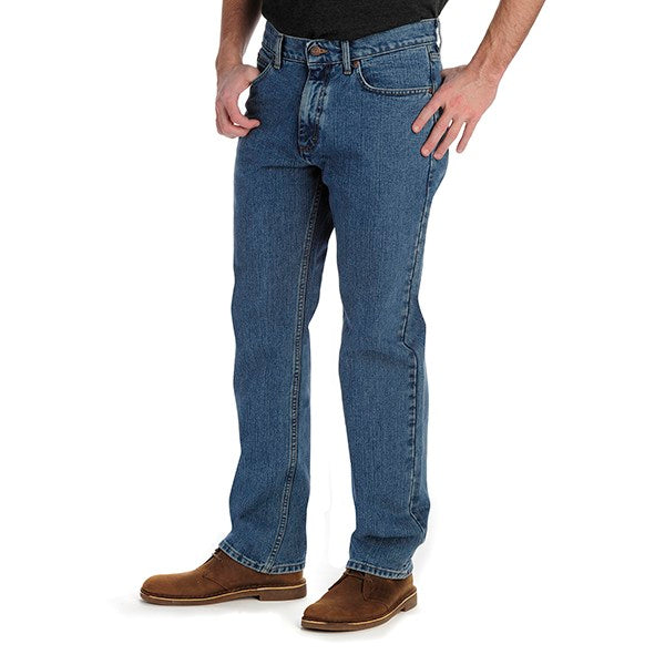 Lee Men's Relaxed Fit Straight Leg Jeans