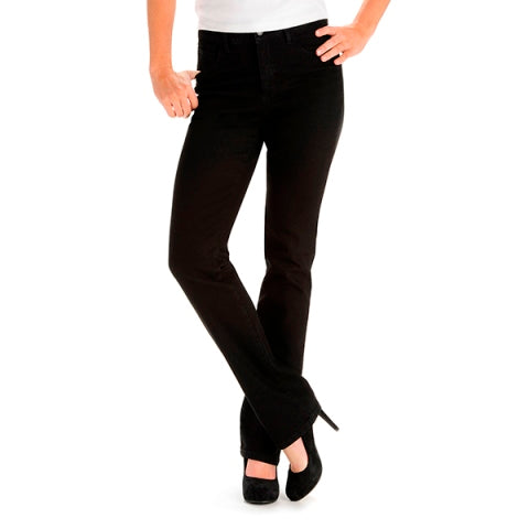 Lee Women's Classic Fit Monroe Straight Leg Jeans