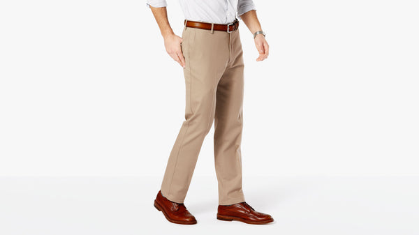 Dockers Men's Straight Bottoms