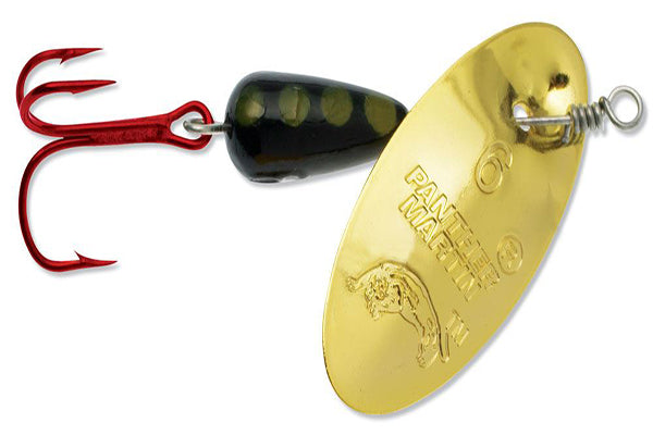Panther Martin Classic Red Hooks Lure