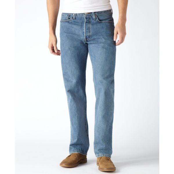Levi's Men's 501 Original Fit -Stonewash-
