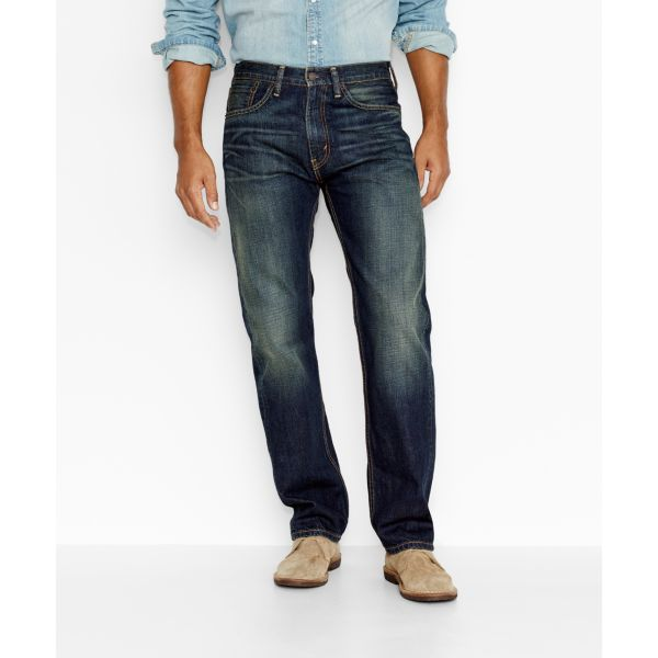 Levi's Men's 505 Regular Fit