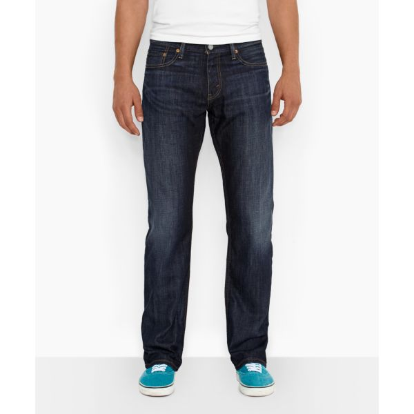 Levi's Men's 514 Straight Fit Jeans -Shoestring-