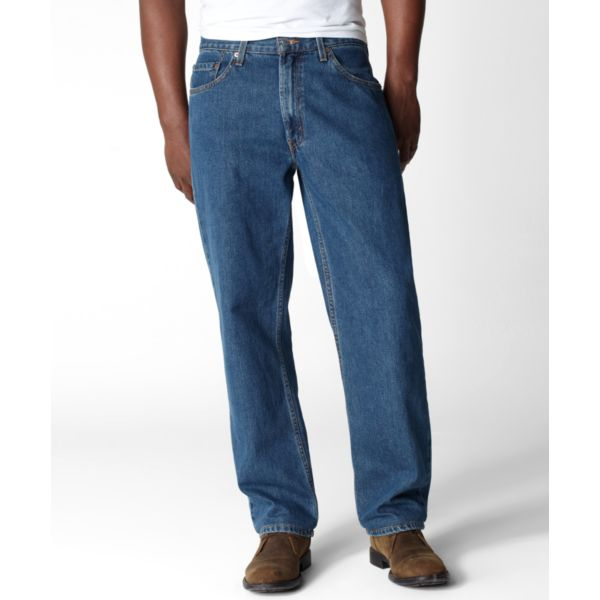 Levi's Men's 550 Relax Fit Jeans -Stonewashed-