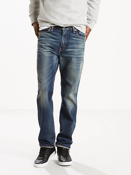 Levi Men's Slim Straight Jeans
