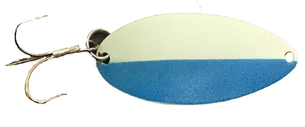 Acme Tackle Little Cleo 3/4 oz Lure -Glow Blue-