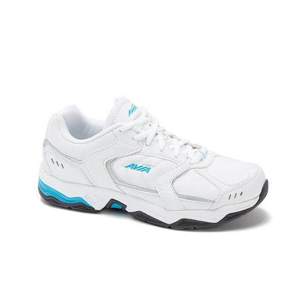 Avia Women's Avi-Tangent Training Shoe -White-