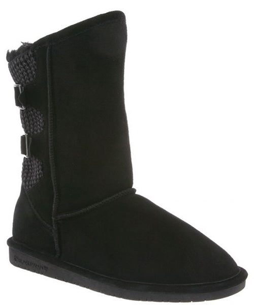 Bearpaw Women's Boshie Winter Boot -Black-