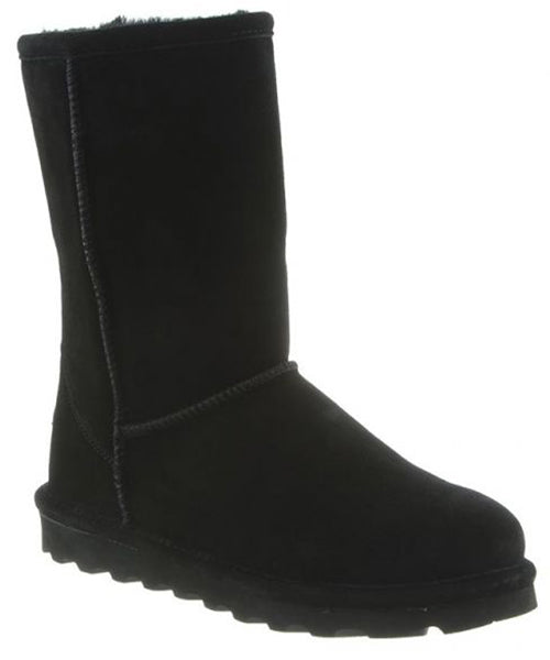 Bearpaw Women's Elle Winter Boot -Black-