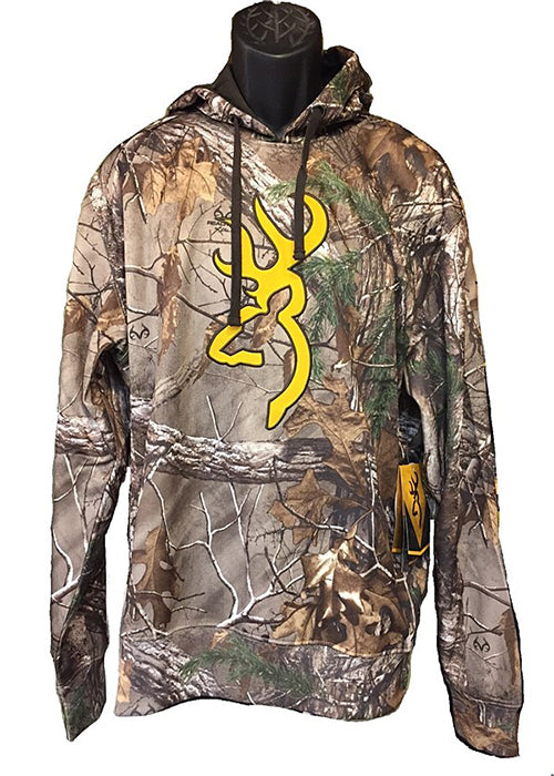 Browning Men's SMU Performance RTX Hoodie  -RealTr