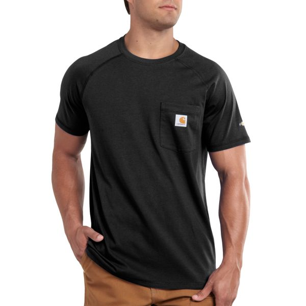 Carhartt Men's Force Cotton Short Sleeve T-Shirt