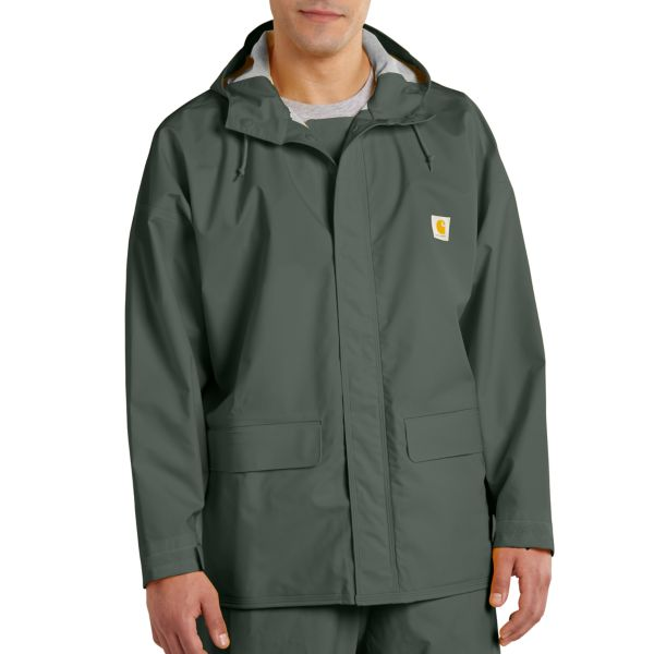 Carhartt Men's Mayne Lightweight PVC Coat -Green-