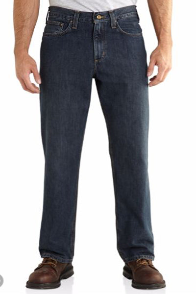 Carhartt Men`s Relaxed Fit Holter Jean