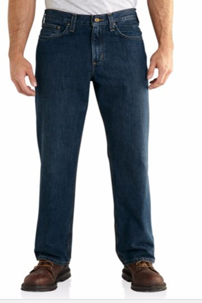 Carhartt Men's Relaxed Fit Holter Jeans  -Frontier