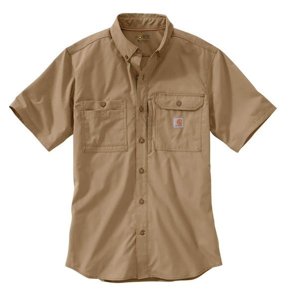 Carhartt Men's Force Ridgefield Solid Shirt