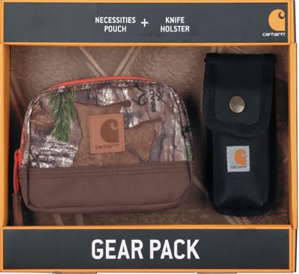 Carhartt Necessity Pouch and Knife Holster Set