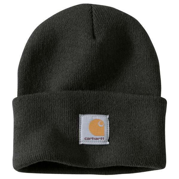 Carhartt Men's Acrylic Watch Hat--Black
