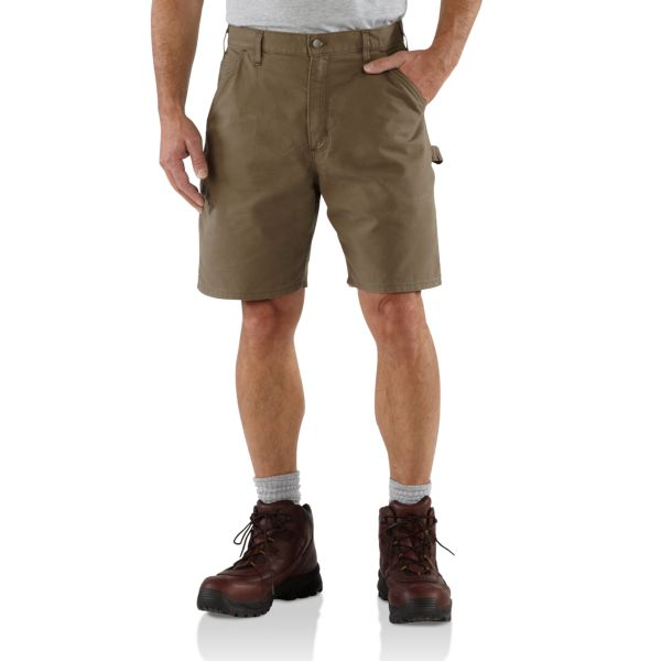 Carhartt Men's Canvas Cell Phone Work Shorts