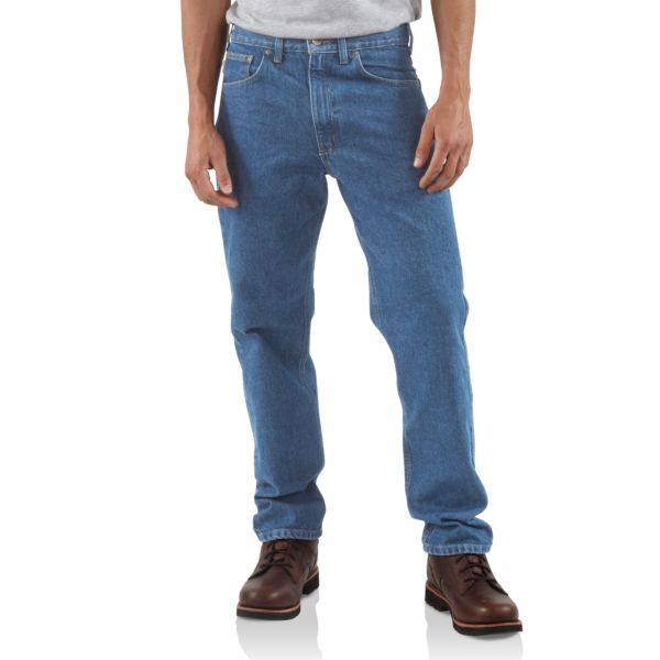 Carhartt Men's Straight Traditional Tapered Leg