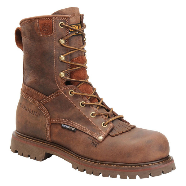 "Carolina Men's 8"" Composite Toe Boot"