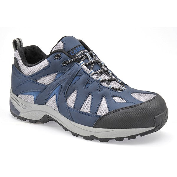 Carolina Men's Aluminum Toe ESD Athletic Shoe -Blu