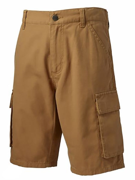 Carhartt Boy's Canvas Cargo Shorts -Carhartt Brown