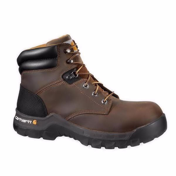 Carhartt Men's 6 Inch Composite Toe Boot -Brown-