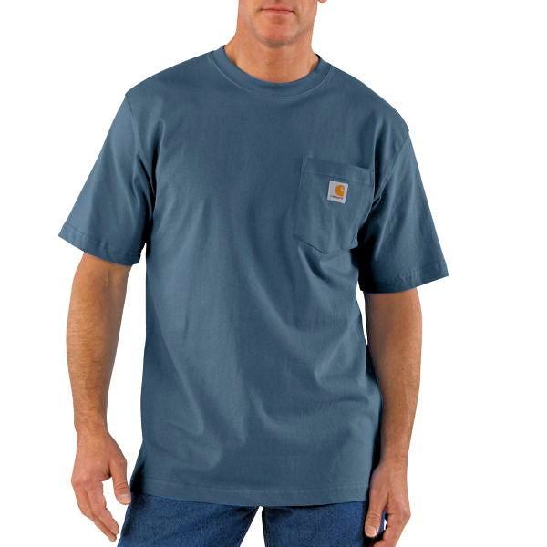 Carhartt Men's Workwear Pocket Short Sleeve Tee