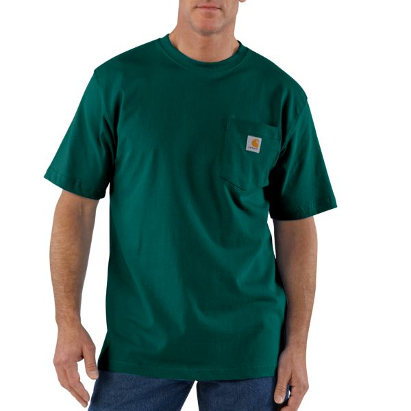 Carhartt Men`s Workwear Short Sleeve T-Shirt