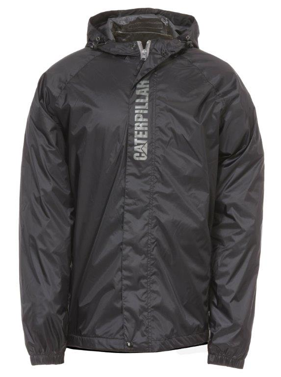 CAT Men's Packable Rain Jacket