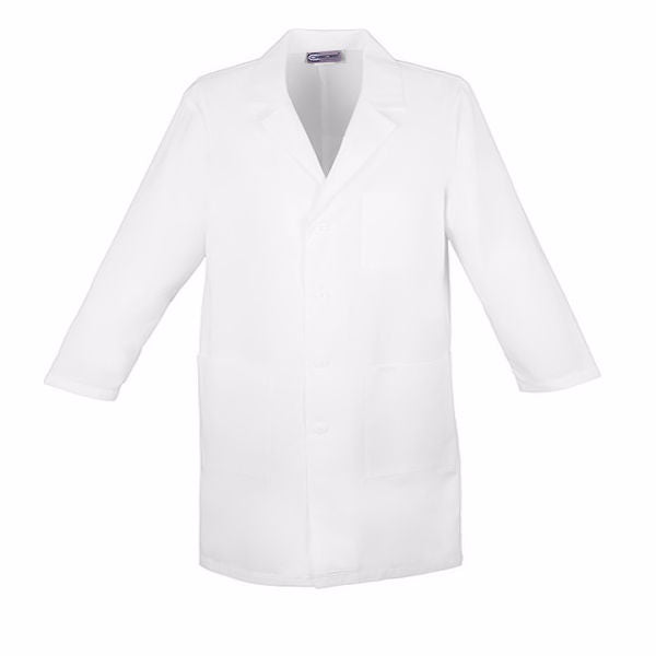 """Cherokee 40"""" Unisex Lab Coat"""