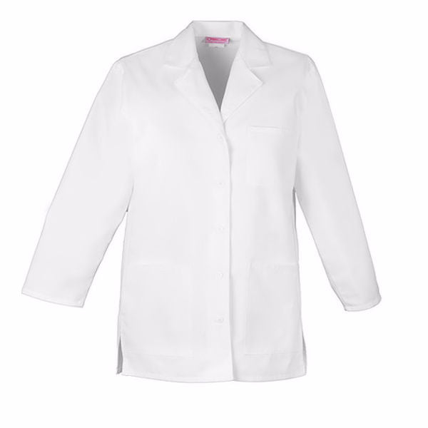 "Cherokee 32"" Lab Coat with Certainty Plus"