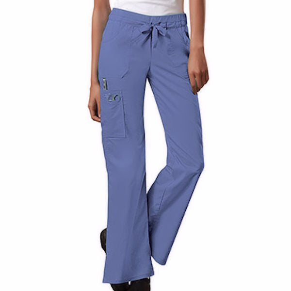 Cherokee Workwear Core Stretch Low Rise Drawstring