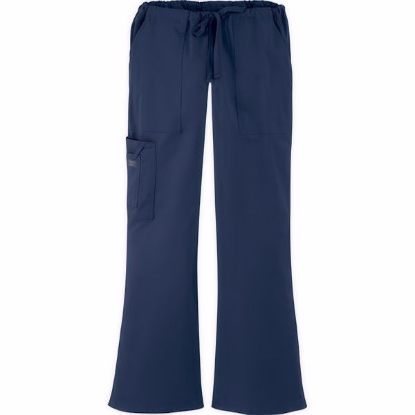 Cherokee Workwear Core Stretch Mid Rise Cargo Pant