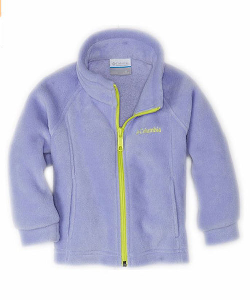 Columbia Girl's Benton Springs Jacket -Fairytale-