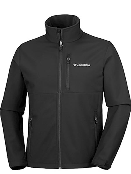Columbia Men's Ascender Softshell Jacket -Black-