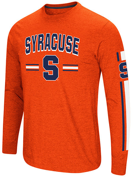 Colosseum Men's Syracuse Long Sleeve