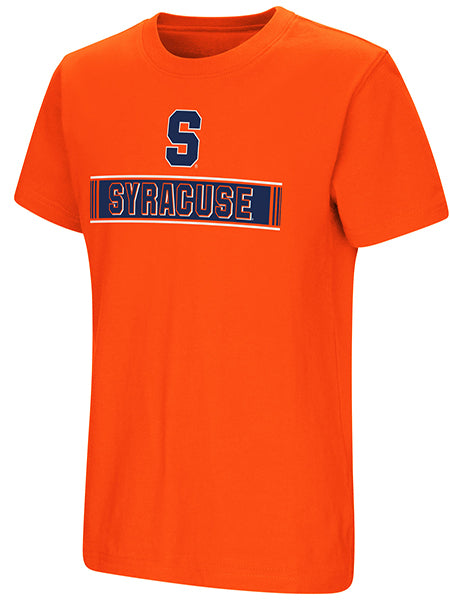 Colosseum Youth Syracuse Talk Orange Tee