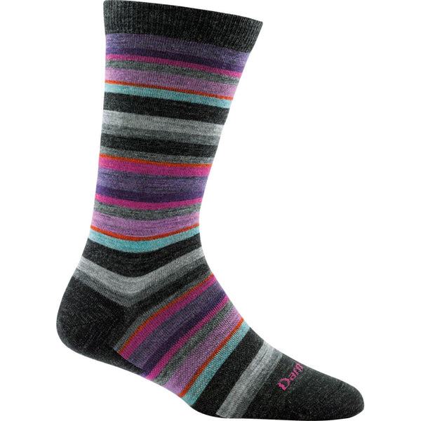 Darntough Women's Sassy Stripe Sock