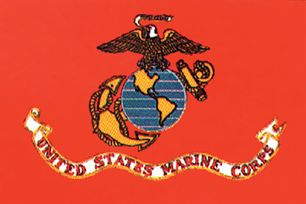 Fox Outdoor Products U.S. Marines Flag -3'x5'-