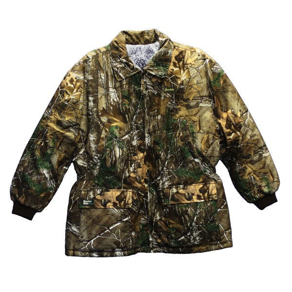 Gamehide Men's Chameleon Reversible Parka -Camo-