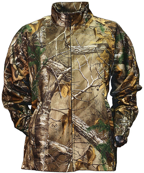 Gamehide Men`s Hunting Camo Jacket -Realtree-