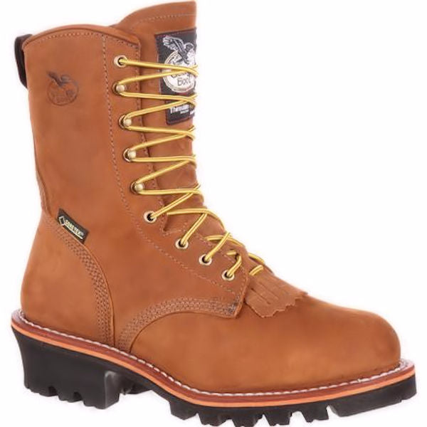 Georgia Men's Insulated Gore-Tex Steel Toe Logger