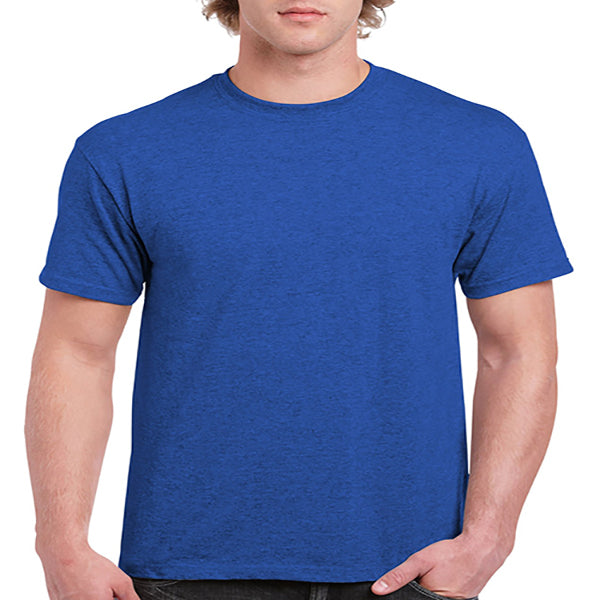 Gildan Adult Ultra Cotton Tee 2X -Antique Royal-