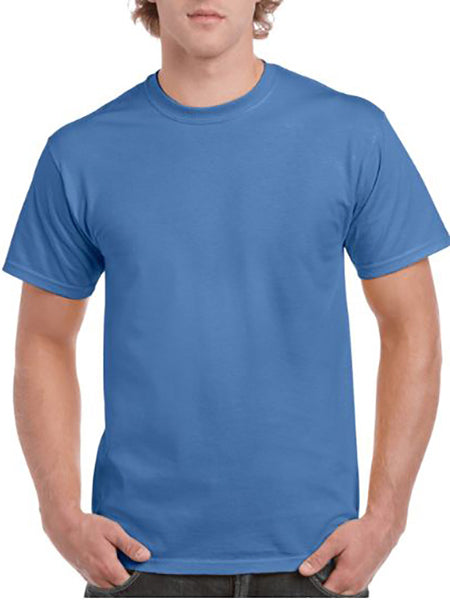 Gildan Adult Ultra Cotton Tee -Iris-
