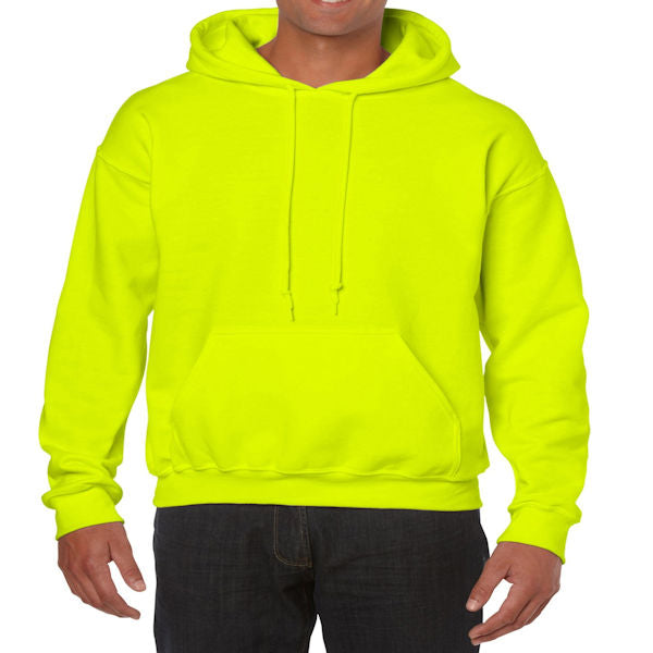 Gildan Men's Heavy Blend Hoodie -Green-