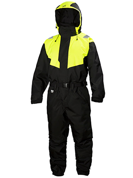 Helly Hansen Men`s Hi Vis Winter Suit